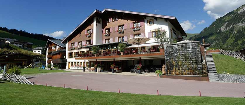 Hotel Austria, Lech, Austria - Exterior.jpg